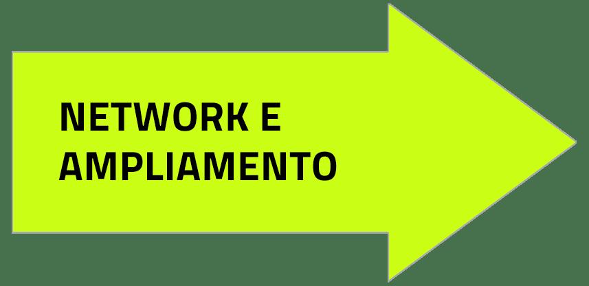 Network e ampliamento